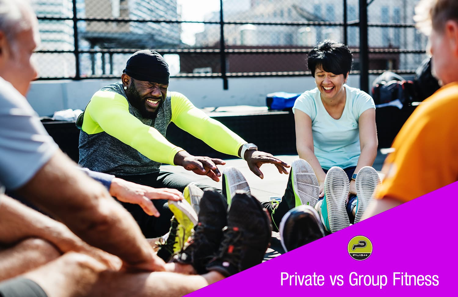 Private & Group Fitness