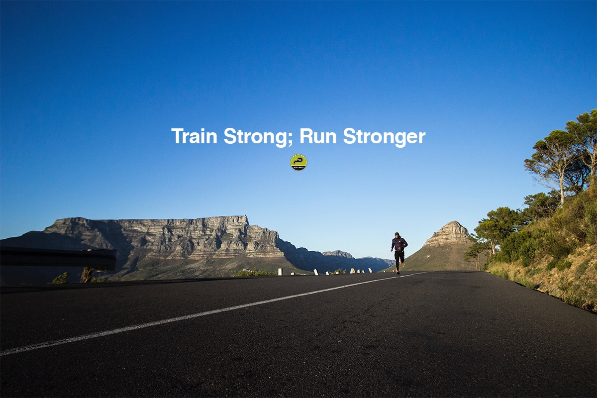 Train Strong Run Faster