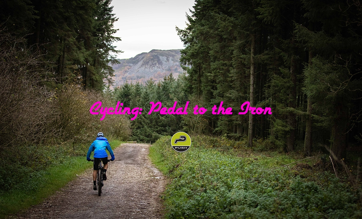 Cycling Pedal To The Iron